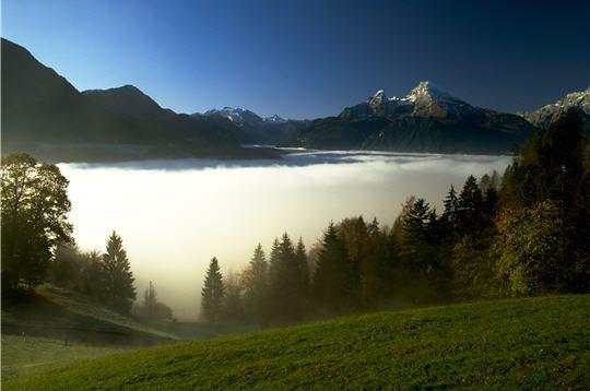 Le château de Neuschwanstein, en Allemagne : la Bavière