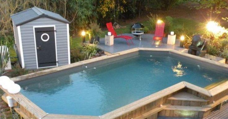 La #piscine semi enterrée : guide pratique !