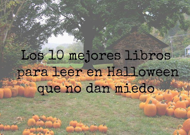 Sí, ya empiezo con las entradas de Halloween, es que es otoño y no me puedo contener! Quizá te apetezca leer algo en el espíritu de Hallowee...