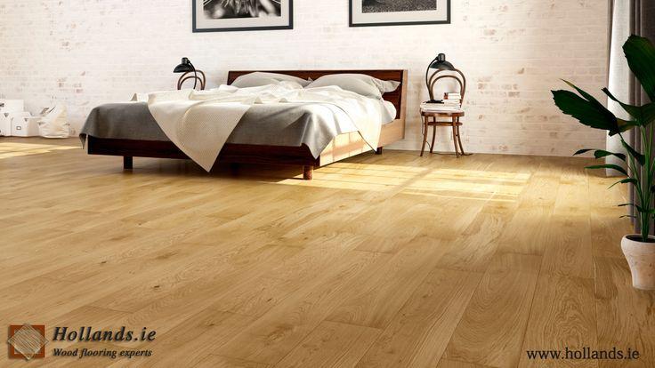 "The ""Enigma"" floor is a fantastic choice of hardwood floor which is stylish and comfortable...It's a real eye catcher! #OakWoodFlooring #SolidWoodFloors #HardwoodFlooring"
