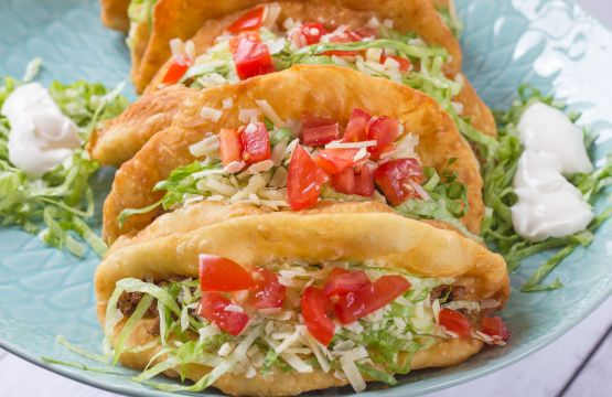 Make and share this Taco Bell Chalupa copycat recipe from Food.com.