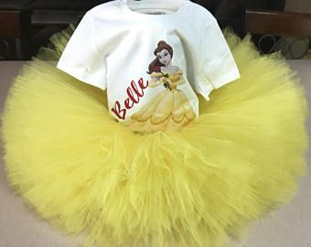 Belle Tutu Outfit