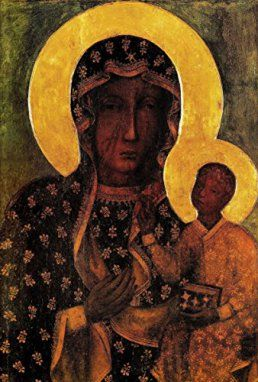 Blessed Feast of Our Lady of Czestochowa, Queen of Poland – 26 August – Also known as• Black Madonna of Czestochowa, Czarna Madonna, Hodegetria, Imago thaumaturga Beatae Virginis Mariae Immaculatae Conceptae, Matka Boska Czestochowska, One Who Shows the Way.   Our Lady of Czestochowa is a revered icon of the Virgin Mary ........