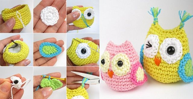 DIY Crocheted Owls – Cost-free Patterns