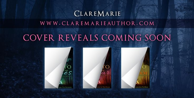 Cover Reveals are coming for the final The Shadows Trilogy books. 😀📚📝 #TheShadowsTrilogy
