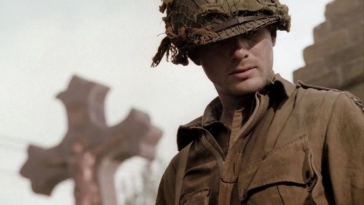 Band Of Brothers Theme | Long Version (HD Pictures)  This is one of my favorites to listen to while writing. Also, if the pictures don't inspire you to write, I don't know what would.