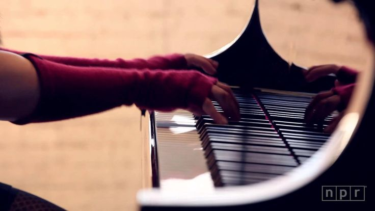 Yuja Wang: Rocking a brand new Steinway with some Chopin