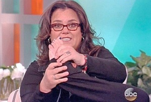 MARTIAL LAW? Distressed Rosie O'Donnell will likely regret this insane anti-Trump tweet