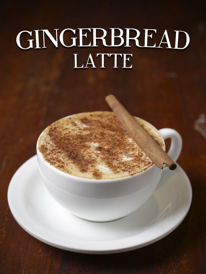 Gingerbread Latte  https://www.facebook.com/koffiewtOPCO