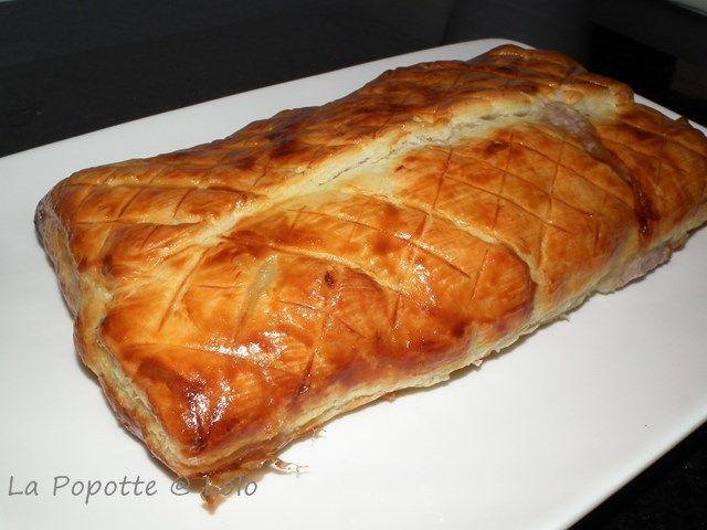 La vraie recette du Pâté Lorrain