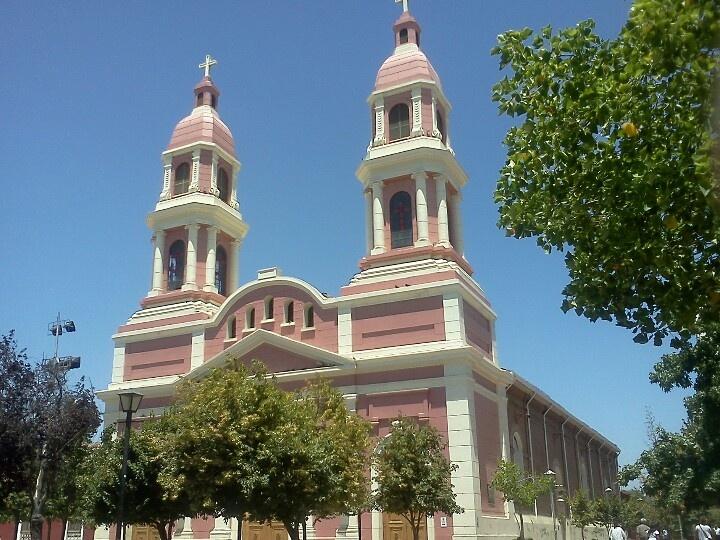 Catedral de Rancagua.