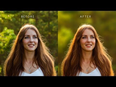 (1) How to Blur Photo Background in Photoshop Like Very Expensive Lens Photography - YouTube