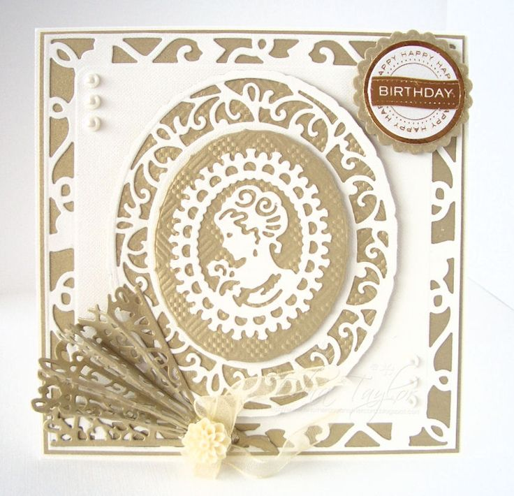 Tonic Rococo Charlotte Camhttp://anotherdayanothercard.blogspot.co.uk/2014/07/charlotte-cameo-birthday-card.htmleo die -