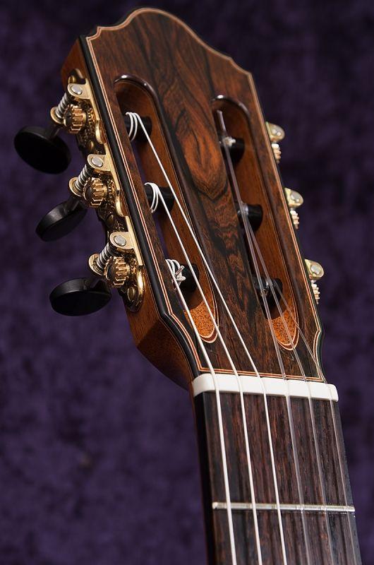 La Diane - guitare classique de grand concert guitare cordes nylon Régis Sala