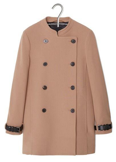 Manteau kimono mango