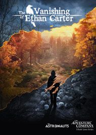 Boxshot: The Vanishing of Ethan Carter by Nordic Games