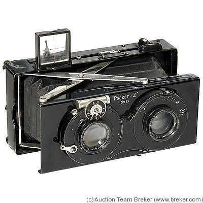 Zion: Pocket Z Stereo camera #CameraGear