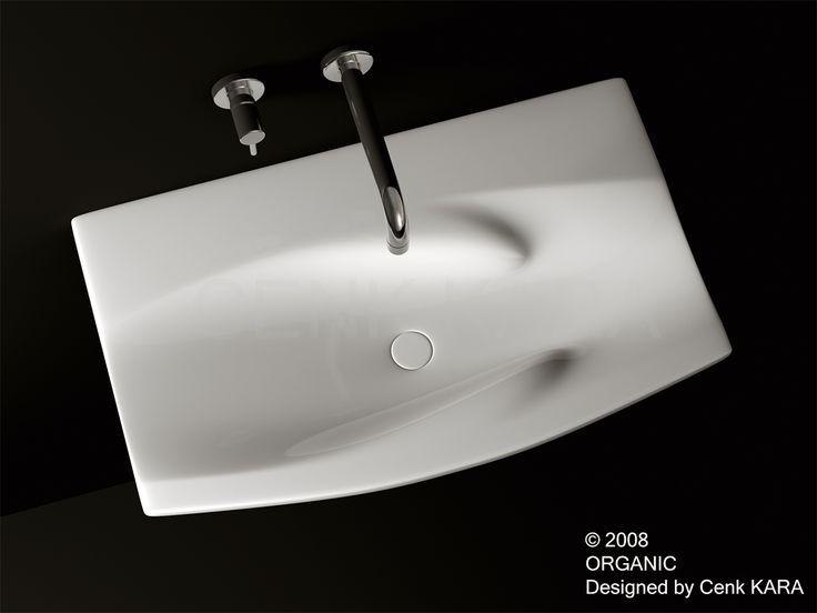 Organic - Sink Design 1 by cenkkara