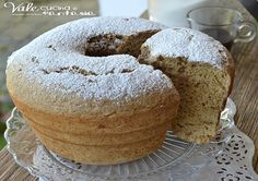 Ciambella panna e caffè soffice veloce e golosa, ideale per una colazione sana e sostanziosa , ottima per l'inzuppo ma anche ideale per una golosa merenda