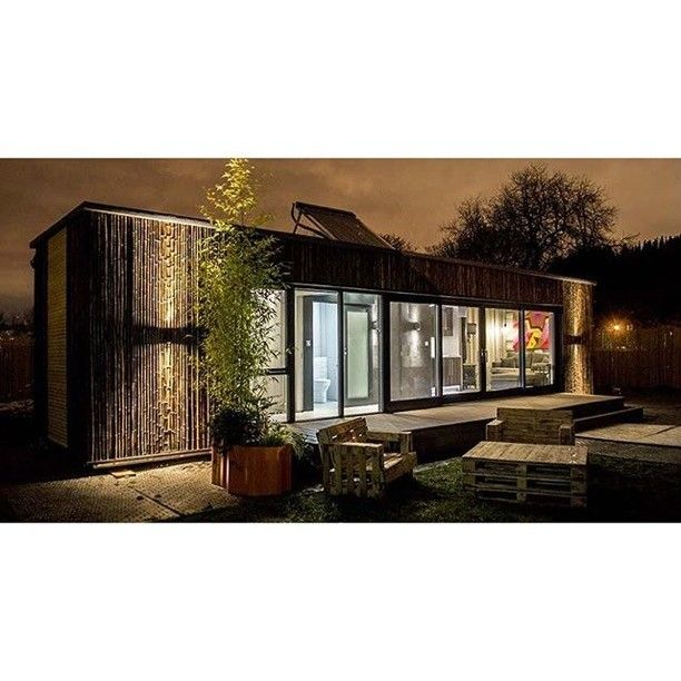 141 besten shipping container homes bilder auf pinterest. Black Bedroom Furniture Sets. Home Design Ideas