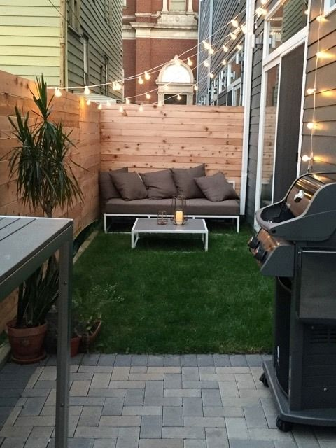 Modern Casbah CB2 Outdoor Coffee Table With A Free Cover.