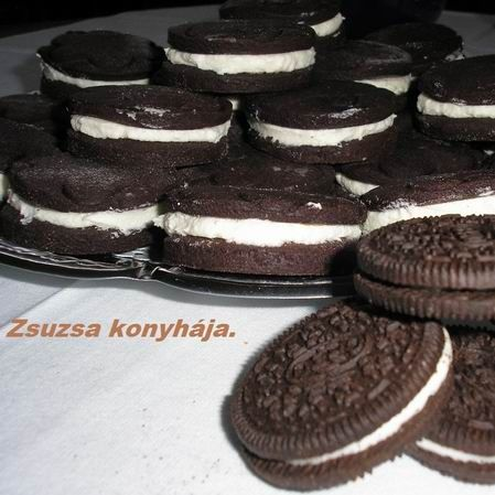 Egy finom Oreo keksz házilag ebédre vagy vacsorára? Oreo keksz házilag Receptek a Mindmegette.hu Recept gyűjteményében!