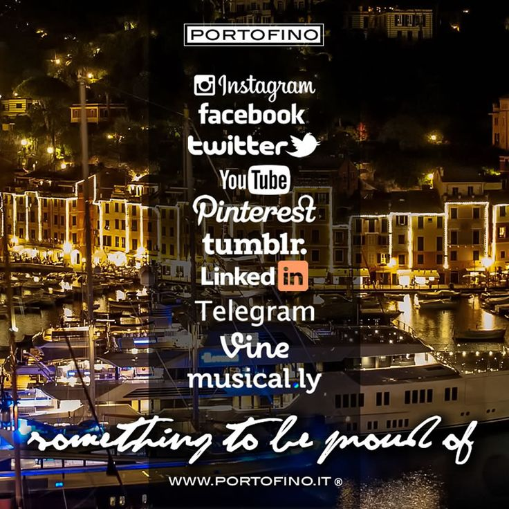 We want to #wish you all the #best. Thanks for this #amazing season through our #entire #digital platform. See you next year! 🍾 #Kisses from us. 😍 @Portofino, «something to be proud of». 🐬 Portofino.it® #portofino #happynewyear #italy