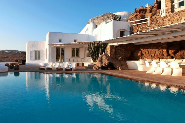 White Villa by Belvedere Hotel at Tourlos, Mykonos