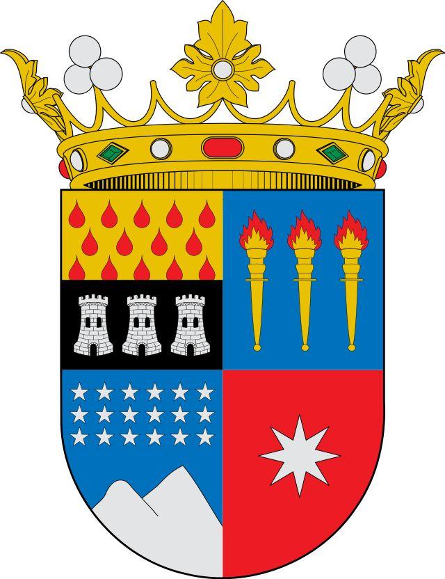 Escudo de la Provincia de Ñuble