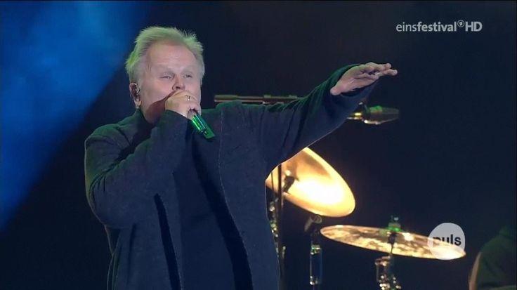 Herbert Grönemeyer - Mensch Live bei 'WIR - Stars Sagen Danke!' in Münch...