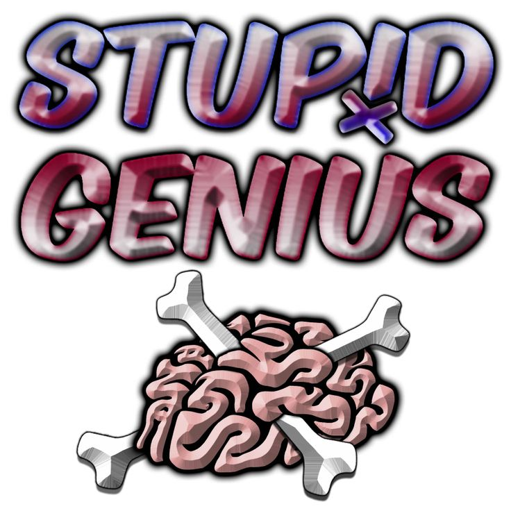 Logo designed for Stup!d Genius
