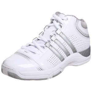 adidas Men\u0027s Supercush 3 Basketball Shoe,White/Silver/White,11 M US