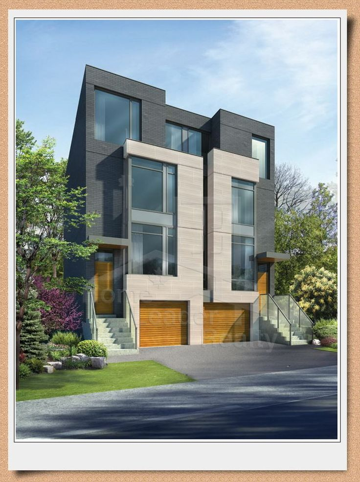 semi detached modern house - Pesquisa Google
