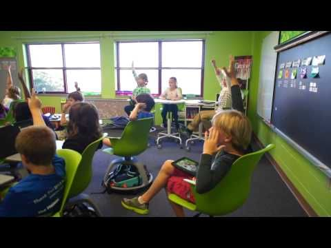 ▶ Flexible Learning Environments - YouTube  21st Century learning Environments include movement from the actual seats to what those seats allow students to do.