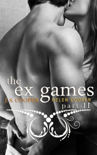 The Ex Games (Book 2) by J.S. Cooper. Books 1&2 just $.99c on Kindle at the moment! Yess!