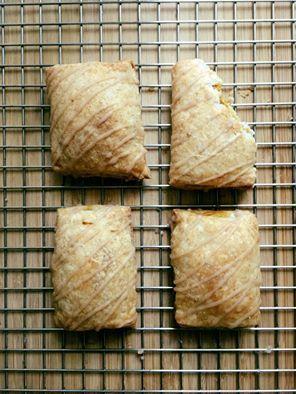 Pumpkin Spice Toaster Pastries #getrealgal