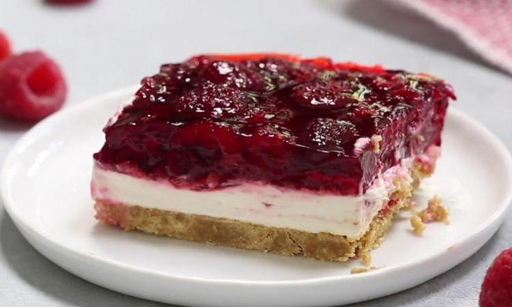 Un trio d'enfer! La combinaison ultime pour un dessert à la framboise décadent!