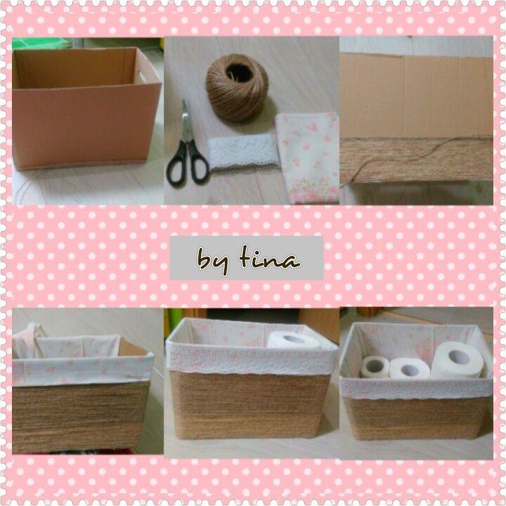 hand made box