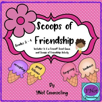 Help students see the scoops of positive characteristic traits associated with being a friend.  (scheduled via http://www.tailwindapp.com?utm_source=pinterest&utm_medium=twpin&utm_content=post188835573&utm_campaign=scheduler_attribution)