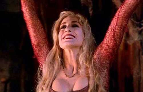 hocus pocus | not a huge fan of SJP, but I really loved her in this movie.