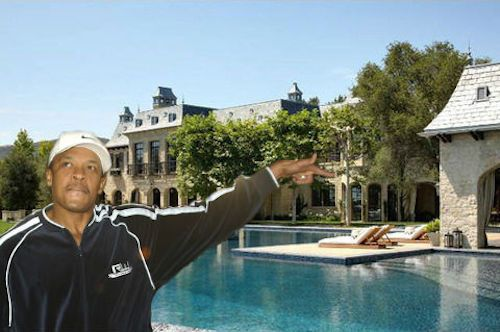 Dr. Dre is Building a Giant Studio Under Tom Brady's Mansion