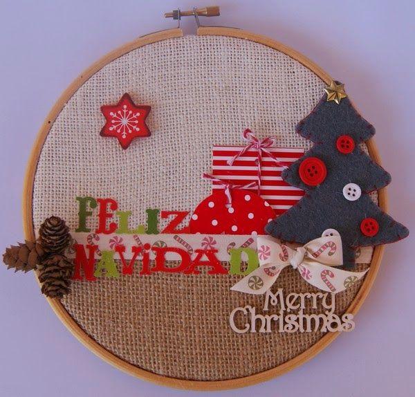 Vive, Crea, Scrapea: Feliz Navidad!