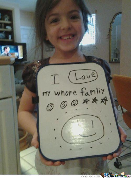 Spelling is important! Ha!