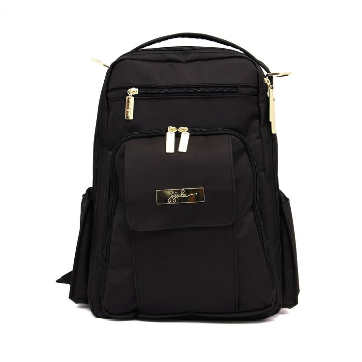 JuJuBe Legacy Be Right Back Backpack Diaper Bag - The Monarch
