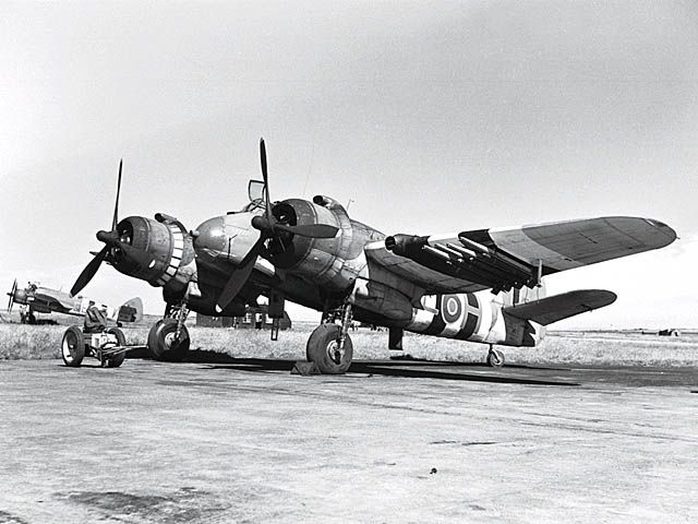 "The Bristol Type 156 Beaufighter, often referred to as simply the Beau, was a British long-range heavy fighter derivative of the Bristol Aeroplane Company's earlier Beaufort torpedo bomber design. The name Beaufighter is a portmanteau of ""Beaufort"" and ""fighter""."