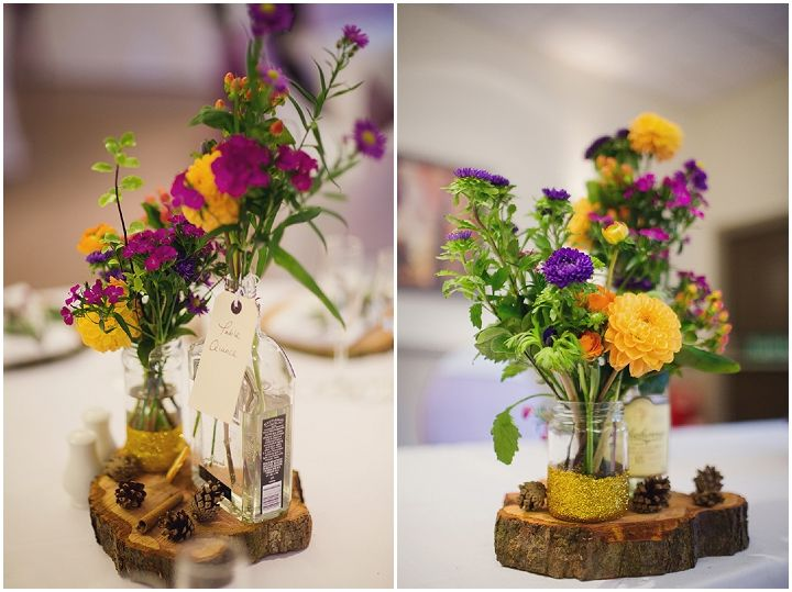 Gemma and Dale's A Midsummer's Night's Dream Autumn Wedding. By Lifeline Photography