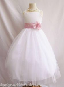 How cute will my flower girl look in this