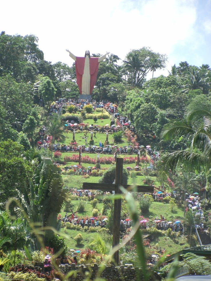 Christ The Redeemer Kamay Ni Hesus Lucban Quezon Province Places To Visit Pinterest