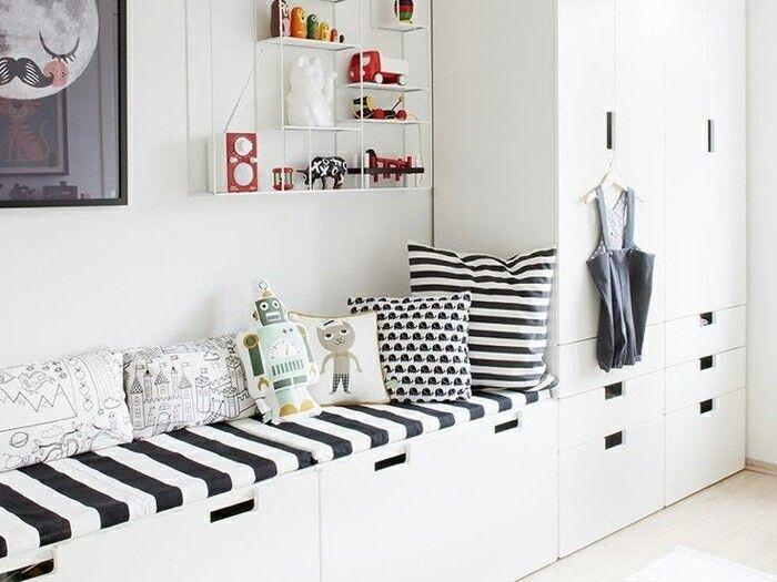 Perfect Ikea Stuva f r das Kinderzimmer