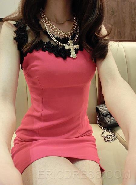 Celebrity verano delgado coreano del hombro del club de noche Sexy Vestido ajustado Vestidos